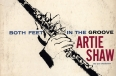 "LP cover for Artie Shaw's ""Both Feet in the Groove"""