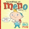 "Cover of ""Adventure for Meno!"" book one"