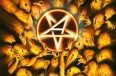 "Cover of the Anthrax LP ""Worship Music,"" 2011"