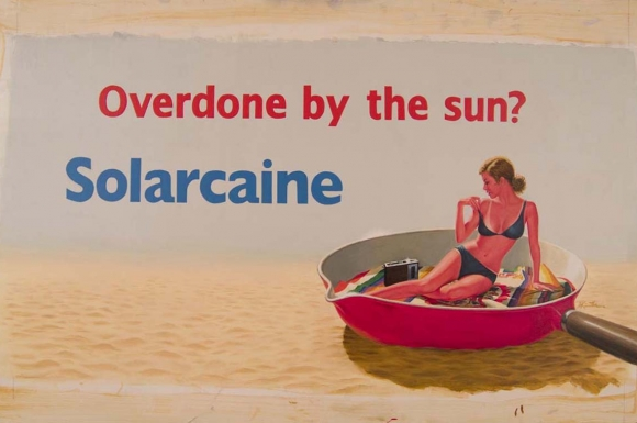 Overdone by the Sun?  Solarcaine