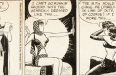 """Male Call"" comic strip"