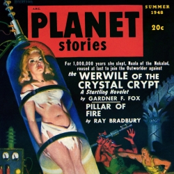 Inside Pulp Magazines: Detective Mysteries, Weird Tales, and Fantastic Adventures