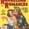 "Cover of ""Rangeland Romances,"" June 1949"