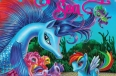 "Cover of ""My Little Pony: Under the Sparkling Sea"""