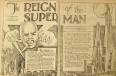"""Reign of the Superman"" fanzine"
