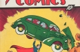 "Cover of ""Action Comics"" #1, June 1938"