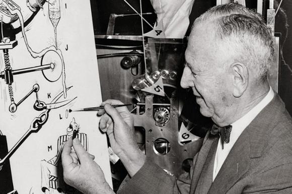 Rube Goldberg - Illustration History