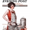 "Dirty Dishes, ""Saturday Evening Post"" cover"