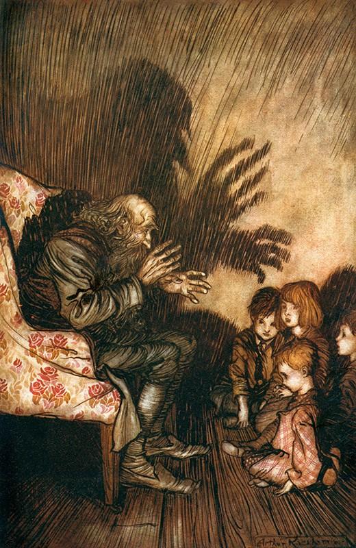 VIRTUAL SYMPOSIA Enchanted: Mythology and Fairy Tales (Oct 22 - 23, 2021)