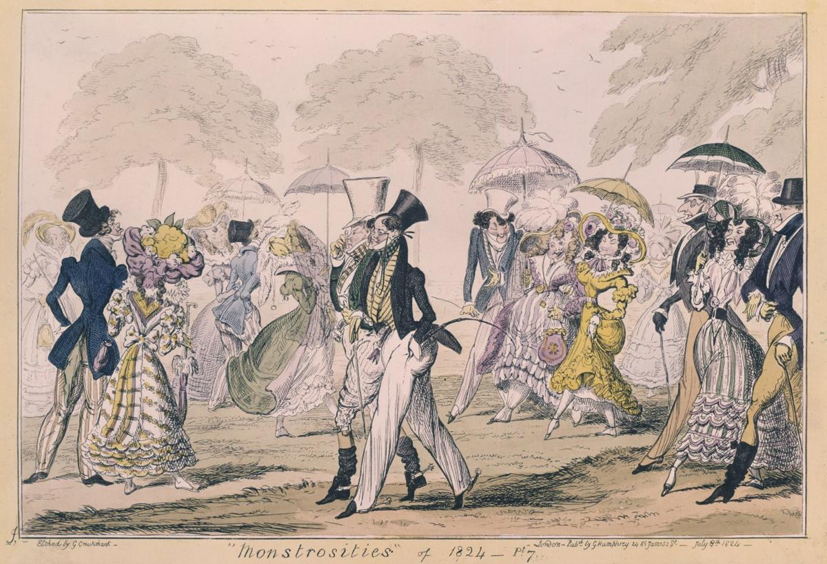 Monstrosities of 1824