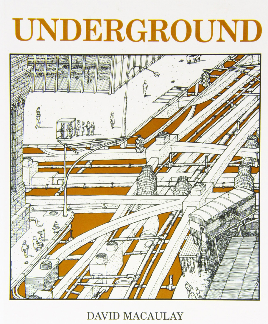 "Cover of ""Underground"""