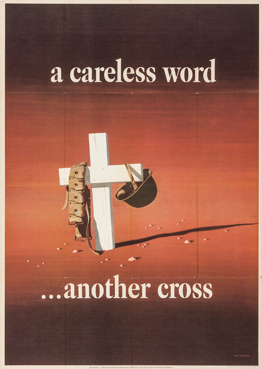 A Careless Word… Another Cross