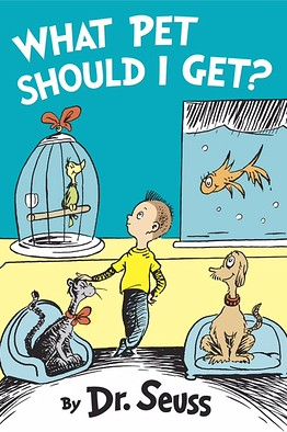 After 25 years, a new Dr. Seuss Book is published.