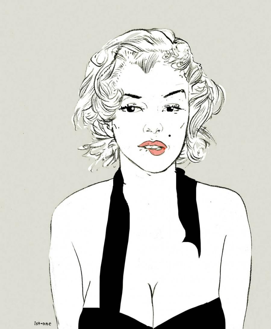 """Marilyn Monroe"" The Love Goddess Who Keeps Right on Seducing"
