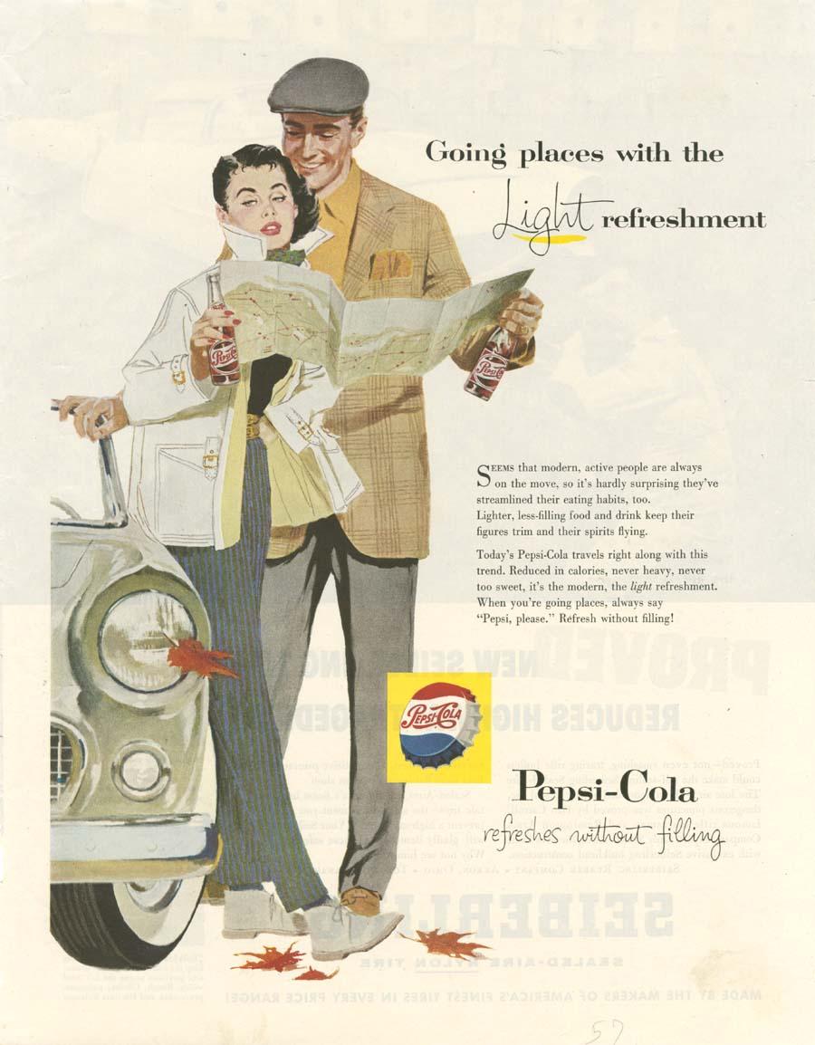 Pepsi Cola Ad