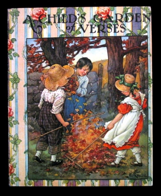 "Cover of ""A Child's Garden of Verses"""