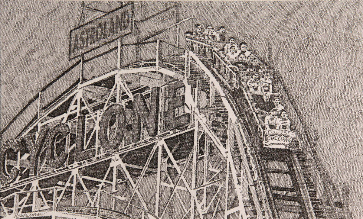 Cyclone (Astroland), Coney Island