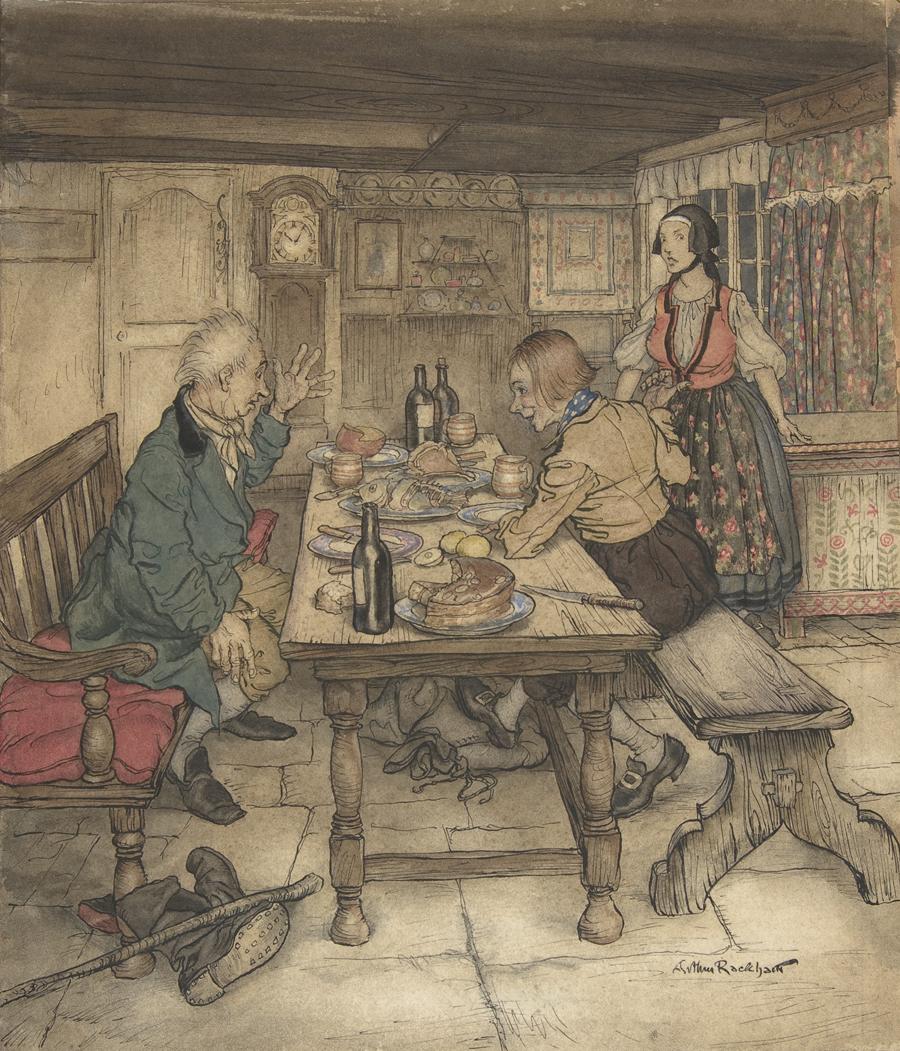The Farmer's Supper