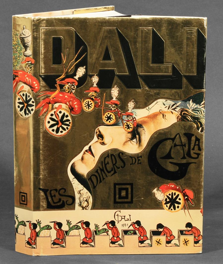 "Cover of ""Les Diners de Gala"""