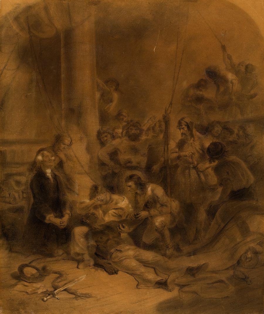 The Death of Scipio