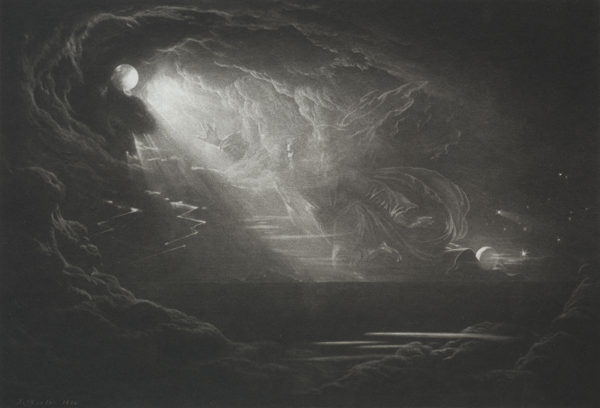 The Creation of Light