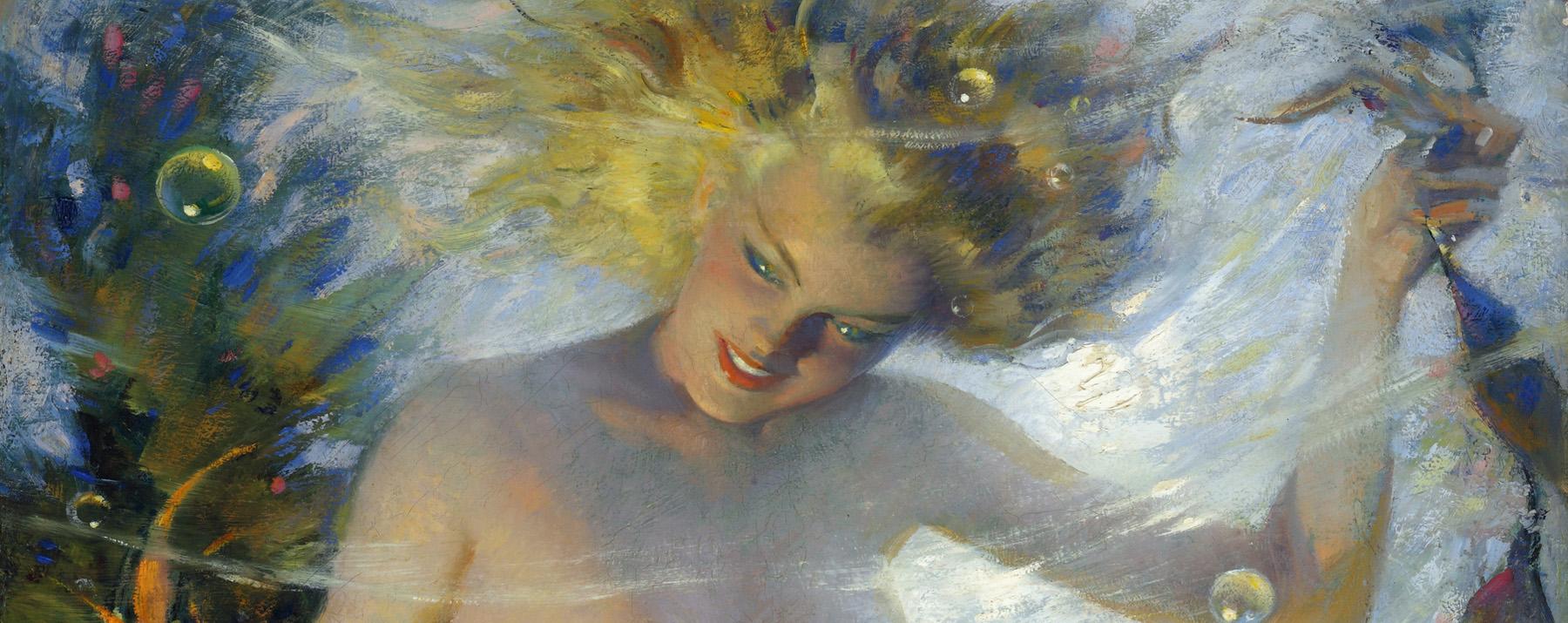 Andrew Loomis  - Underwater Fantasies