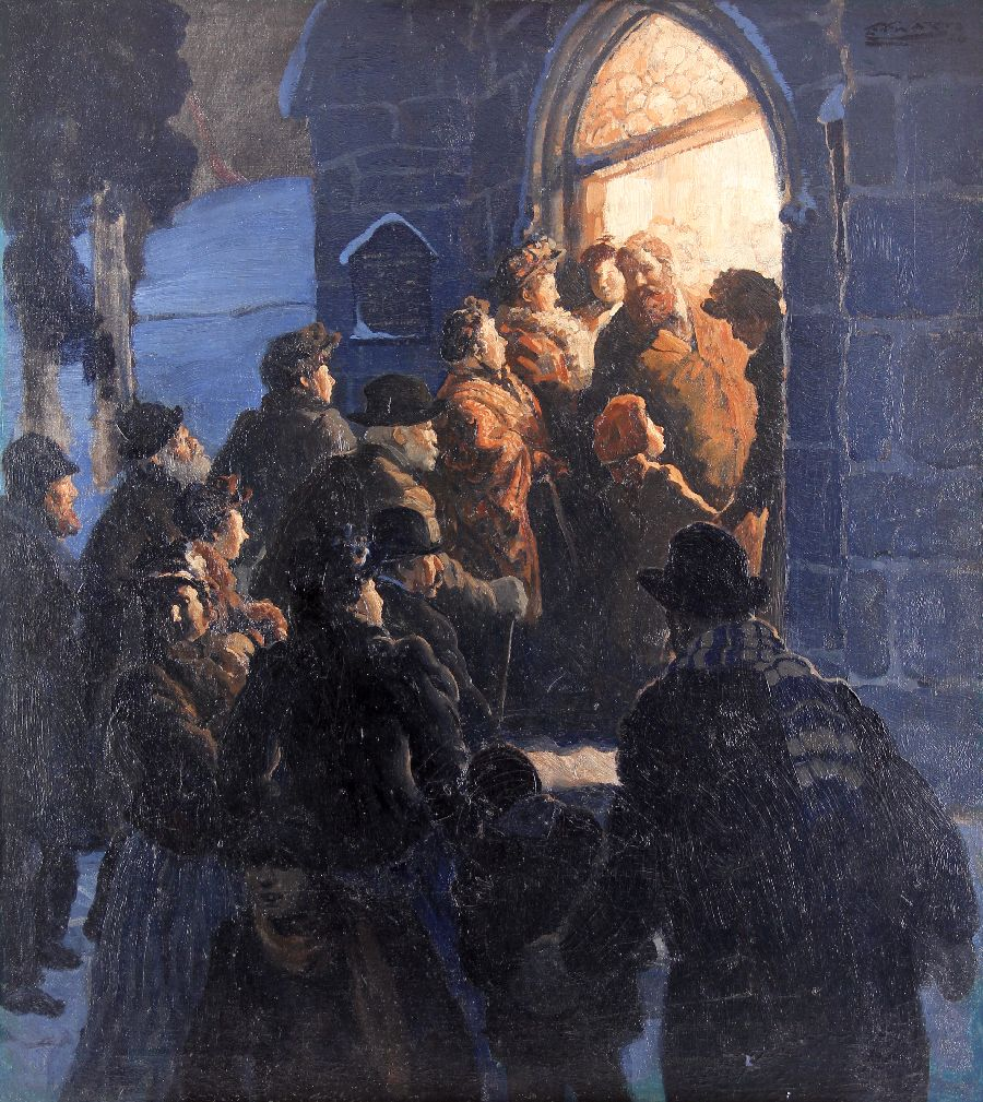 The Church Gathering
