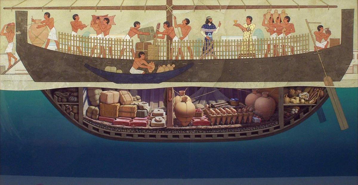 Pharaoh's Barge