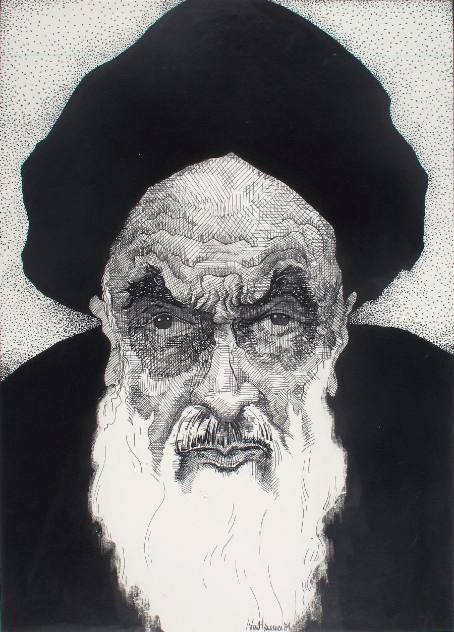 The Ayatollah Khomeini