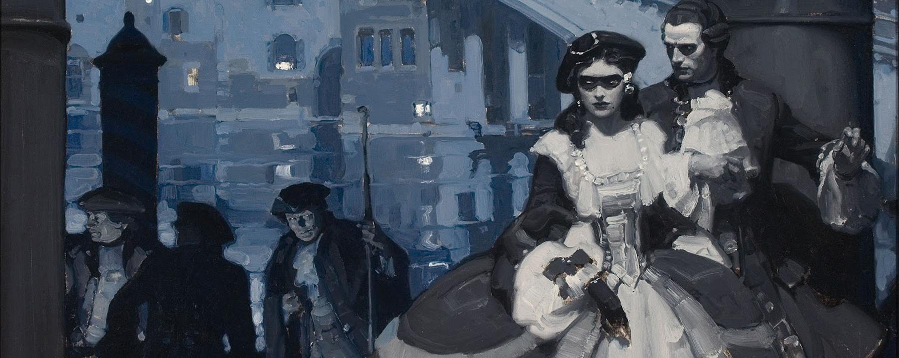Mead Schaeffer - Forbidden Lover