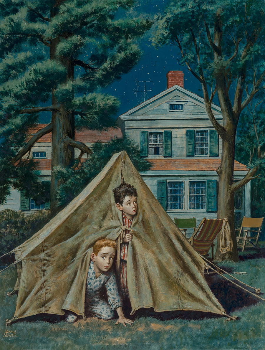 Backyard Campers