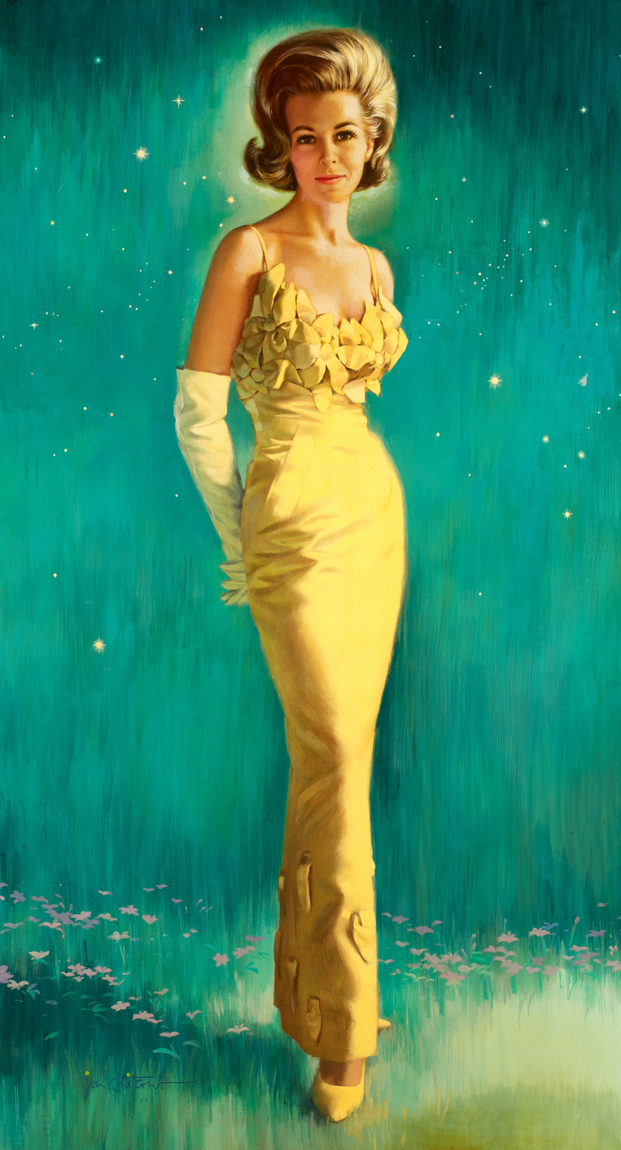 The Evening Gown
