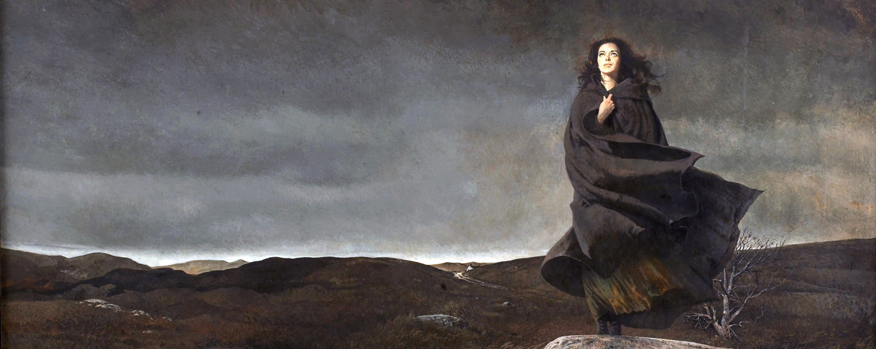 Robert McGinnis - Wuthering Heights