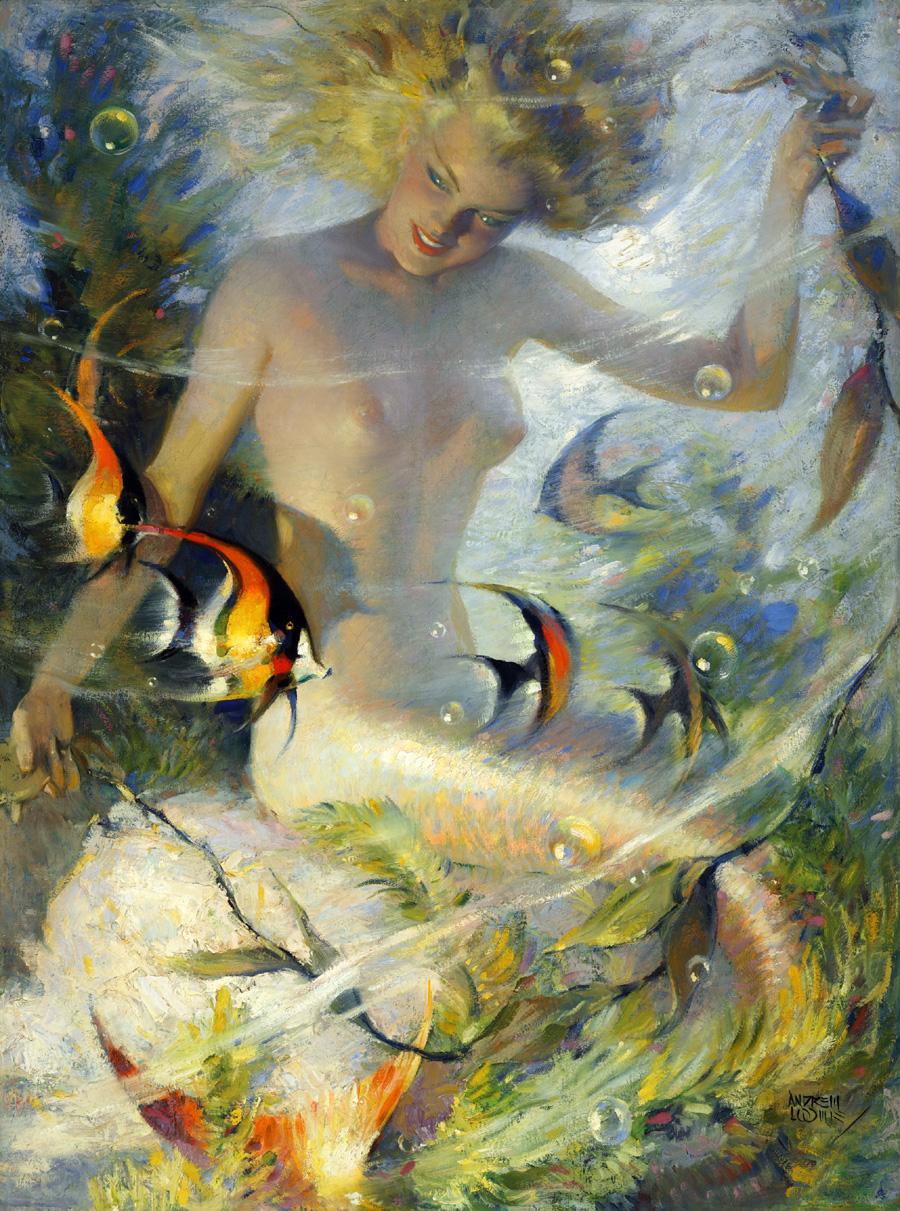 Underwater Fantasies