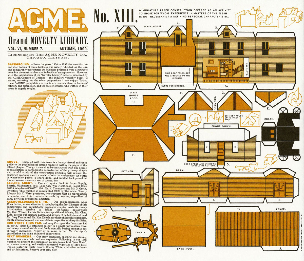 """Page from """"Jimmy Corrigan: The Smartest Kid on Earth"""""""