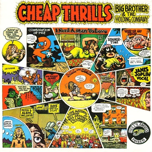 Cheap Thrills LP cover