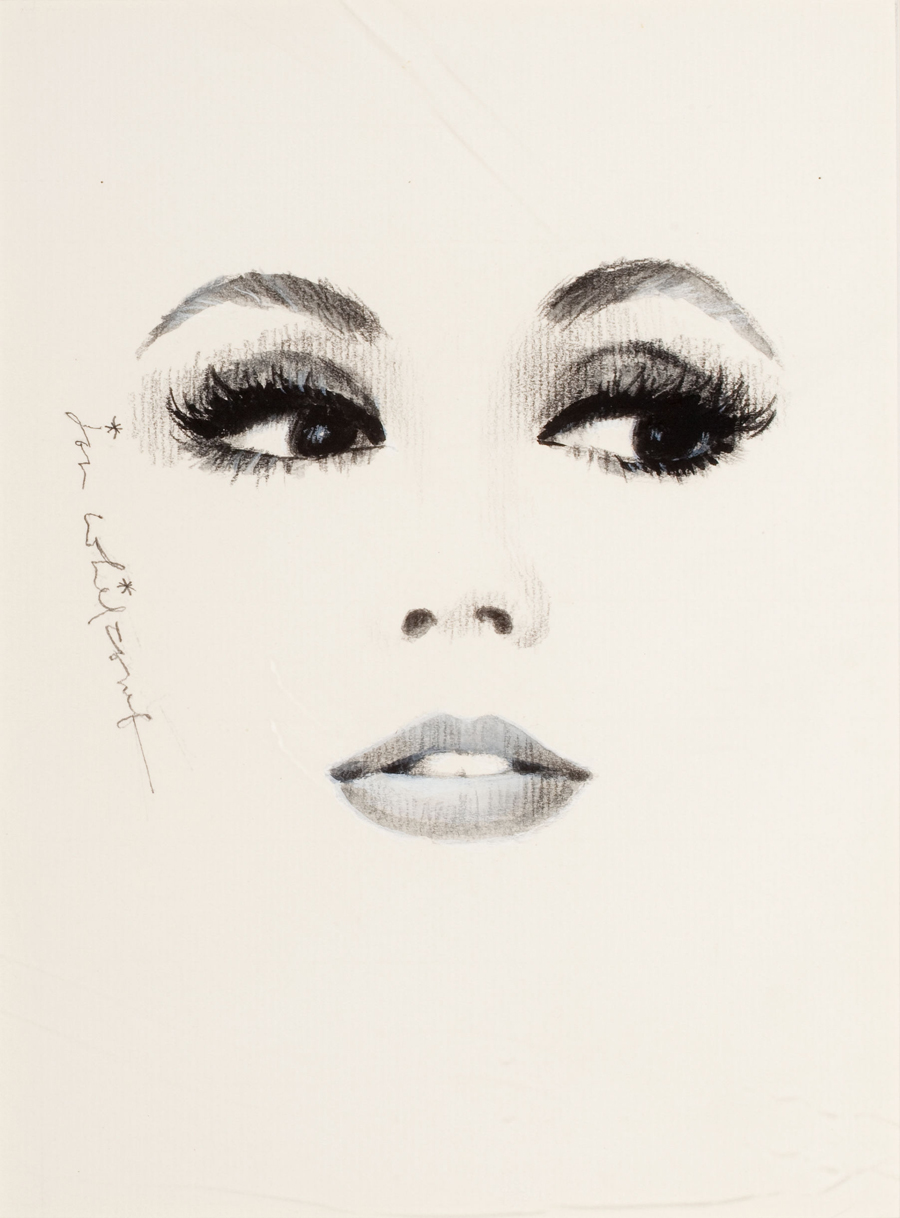 makeup drawing face - photo #17