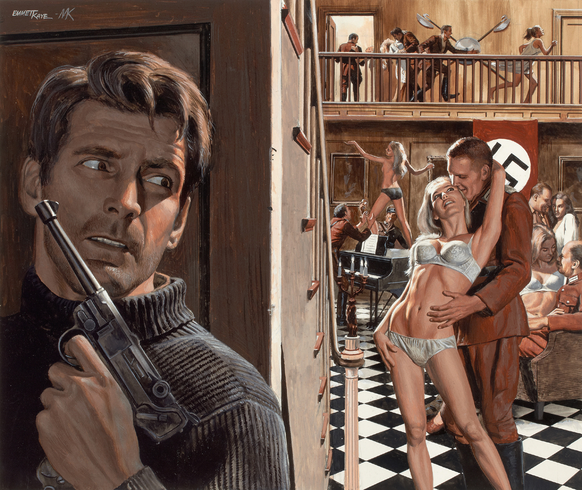 Hitler's No. 1 Sex Castle