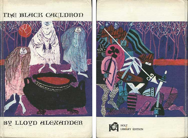 "Cover of ""The Black Cauldron"""