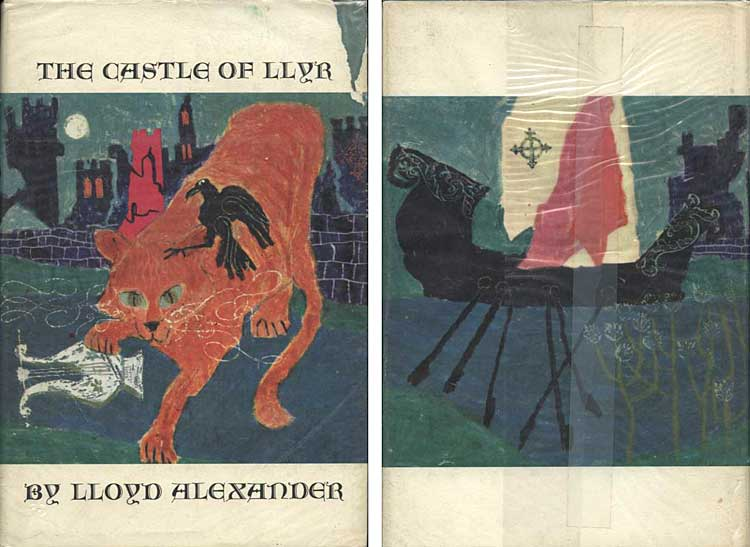 "Cover of ""The Castle of Llyr"""