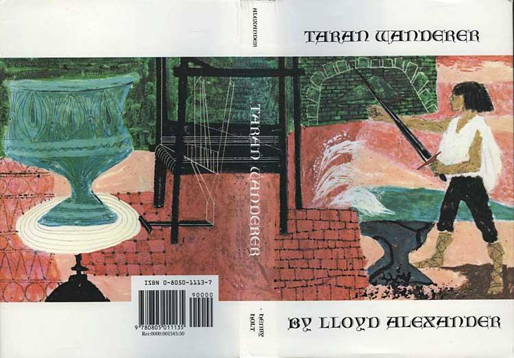 "Cover of ""Taran Wanderer"""