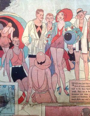 the decade 1920 1930 illustration history