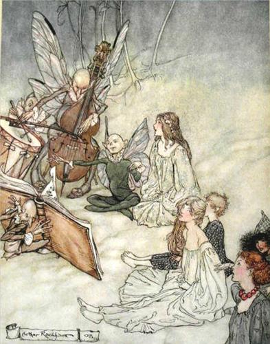 Children's Book Illustrators in the Golden Age of