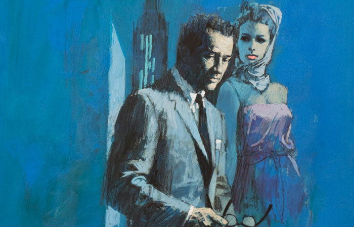 An exhibition of pulp art is on view at the Lever Gallery in London.