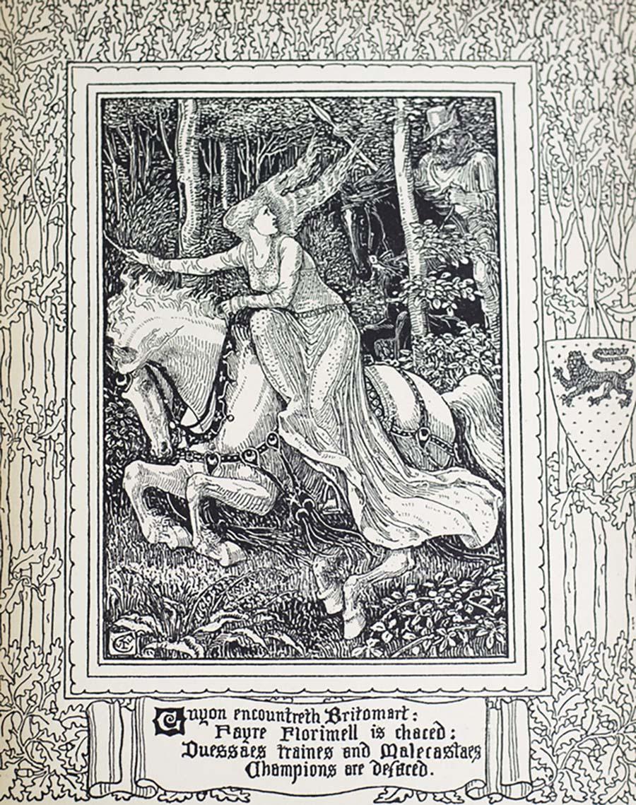 Walter Crane - Illustration History