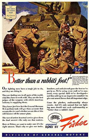 the decade 19401950 illustration history